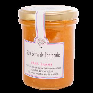 Gem de Portocale fara zahar
