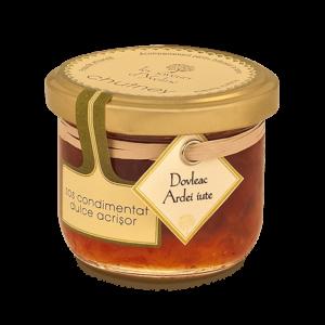 Chutney de dovleac cu ardei iute